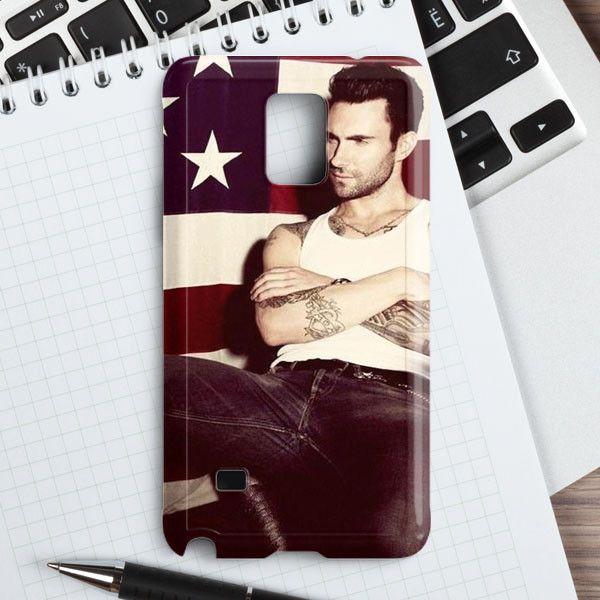 Adam Noah Levine Maroon 5 Samsung Galaxy Note 4 Case | casefantasy