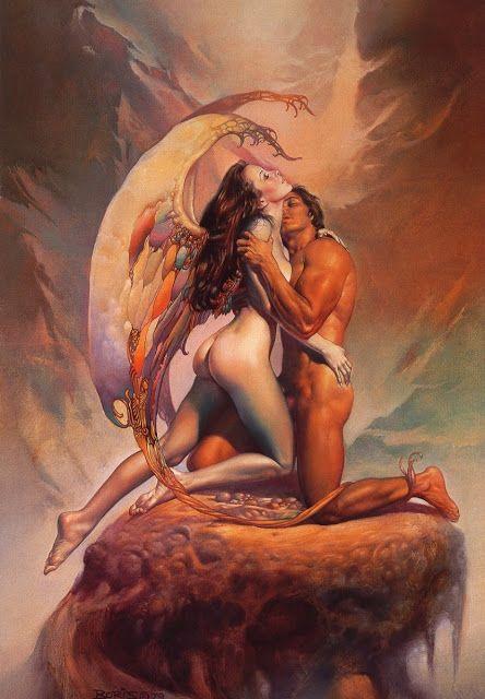 Artodyssey: Boris Vallejo and Julie Bell