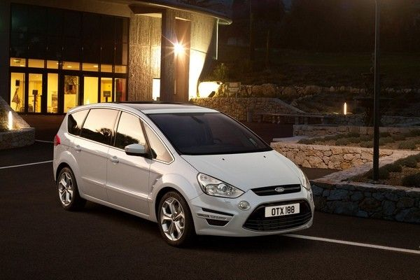 Ford S-Max 2011