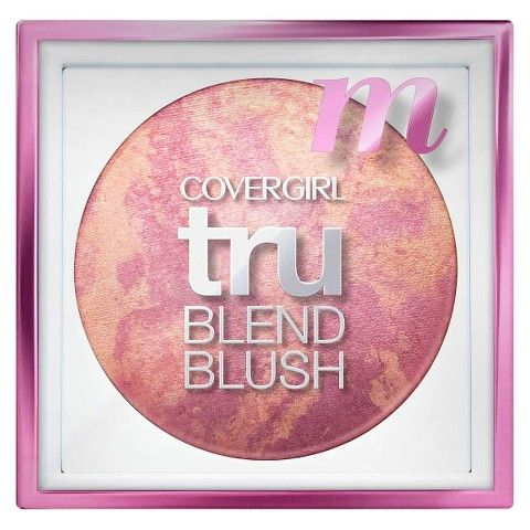 CoverGirl Tru Blend Blush - Rose - 0.1 oz