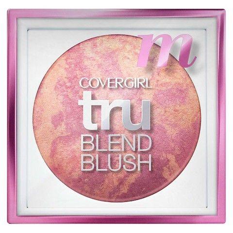 CoverGirl Tru Blend Blush - Rose - 0.1 oz