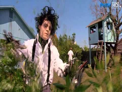 Edward Scissorhands Full Movie