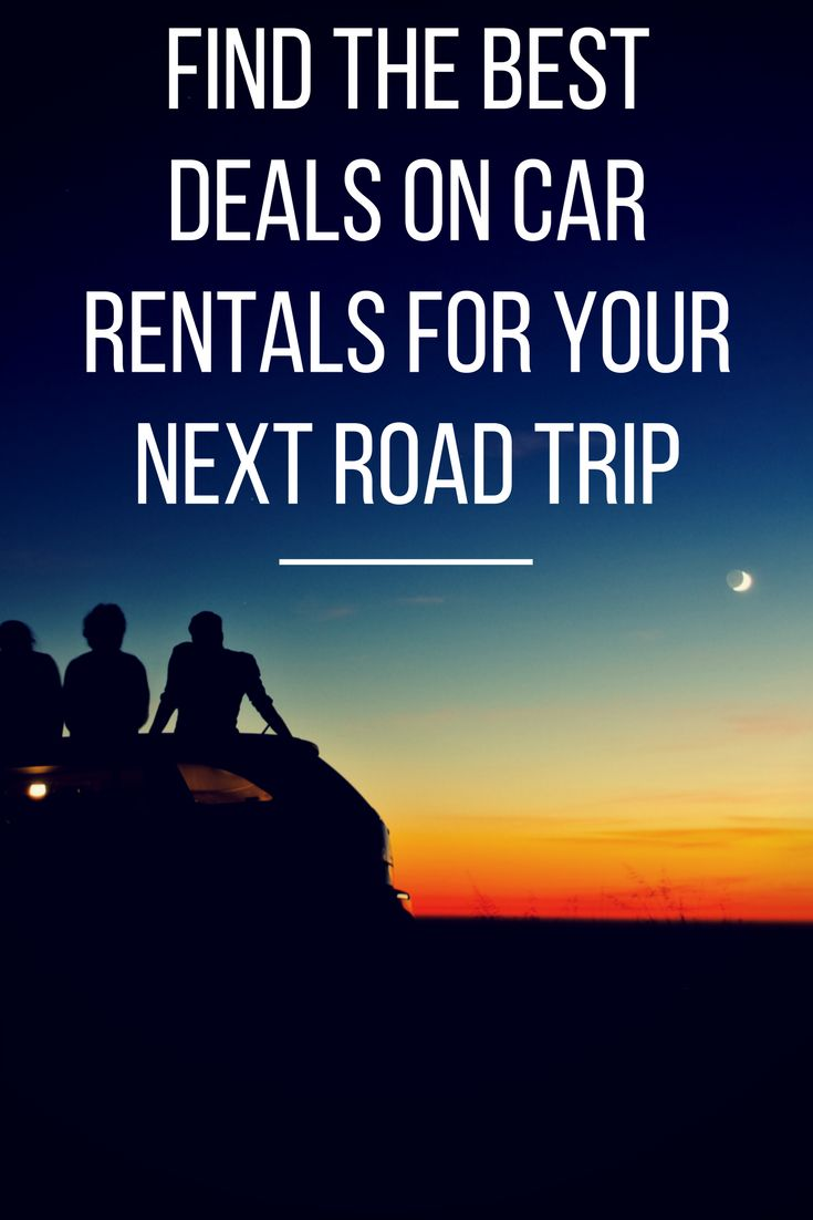 Ready for a road trip? Find the best deals on car rentals at BookingBuddy.