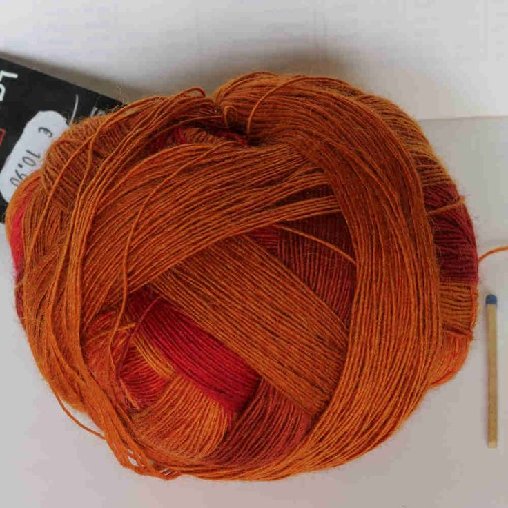 Gebrannte Mandel - Zauberball Lace Schoppel-Wolle