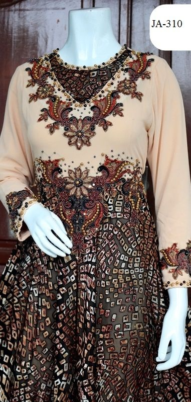 9 best images about gamis jodha akbar on pinterest shops Baju gamis india terbaru