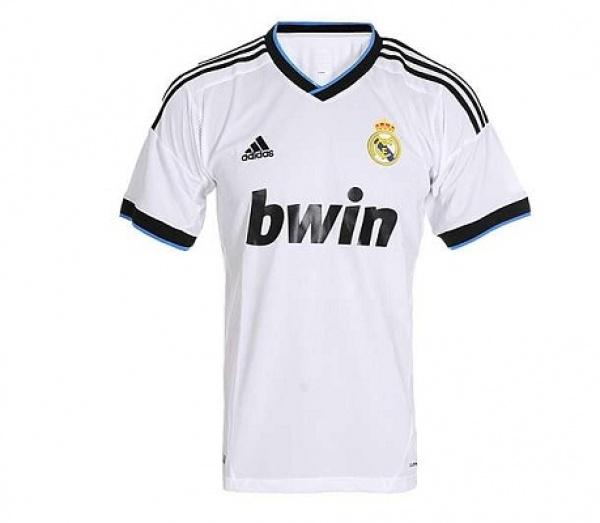 La playera del Real Madrid para la temporada 2012-2013 ¿les gusta?