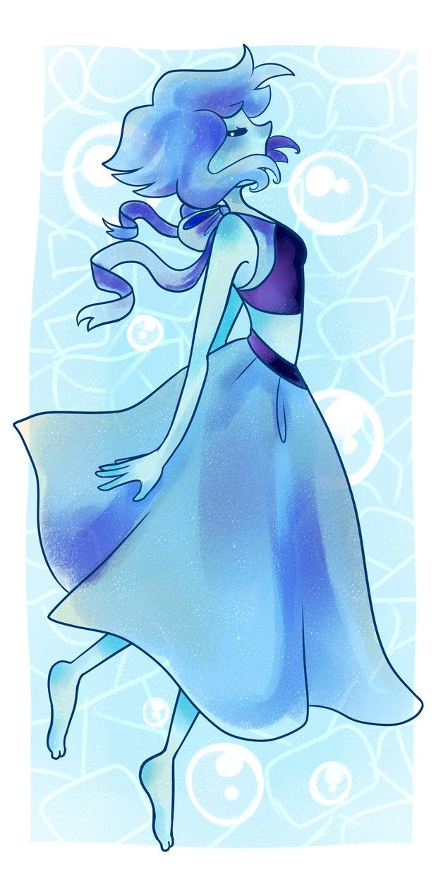 Lapis Lazuli by DreamerMB on deviantART: