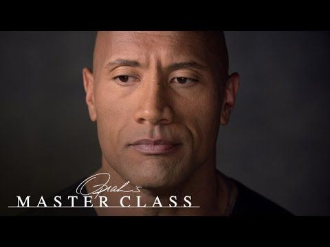 The Terrifying Moment That Taught Dwayne Johnson How Precious Life Is | Master Class | OWN - YouTube