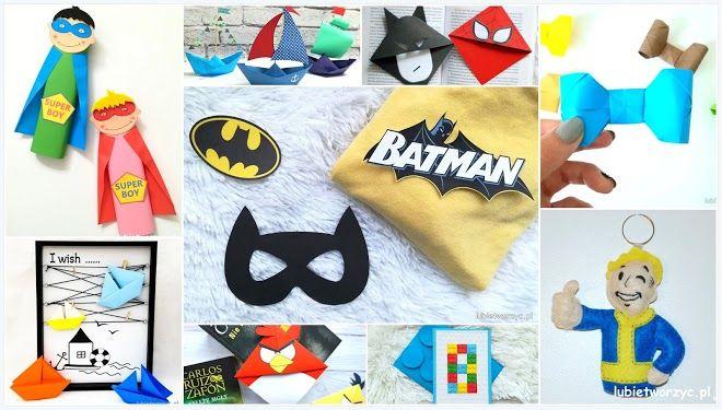 Czapka Kucharska Z Papieru I Bibuly Marszczonej Handcraft Kids Rugs Batman