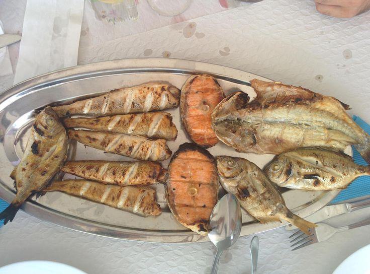 Lo Snack Bar Zarica si trova in un piccolo villaggio di pescatori sull'Isola di Culatra. Non è molto carino (sembra un tipico bar di paese), ma non fermatevi alle apparenze.  All'interno troverete ad aspettarvi piatti a base di telline, vongole e sardine ad appena 10-12€ ciascuno. Non lasciatevi scappare l'opportunità di provare la cataplana (piatto tipico della zona dell'Algarve). Vi consiglio soprattutto l'offerta all you can eat di pesce. Per 11€ a per (bibita inclus...