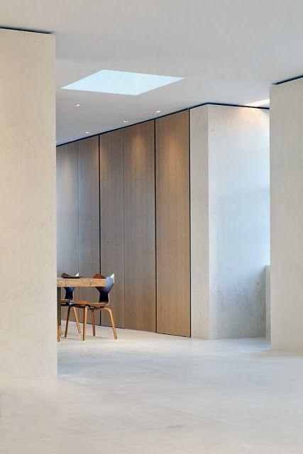 simplicity love: Tribeca Loft, New York   Trimble Architecture