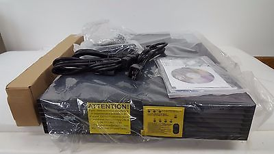 Tripp Lite SUINT3000RTXL2U Smart Online UPS Power Supply ( pics show electric )