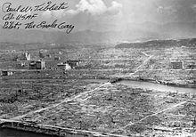 Hiroshima aftermath - Hiroshima — Wikipédia