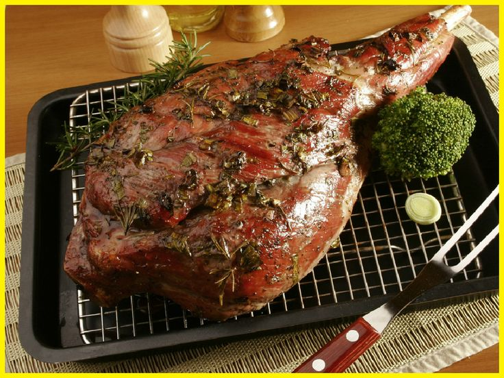 Pernil de Porco no Vinho em forma de churrasco www.buteconosso.com