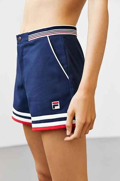 FILA + UO Settanta Short - Urban Outfitters