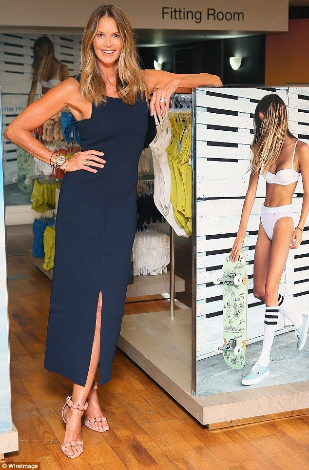 The Body!Elle Macpherson proves even at 52, she can still live up to her…