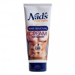Nad?s for Men hair removal cream is an extra strength fast acting hair removal product specifically designed to suit the needs of male hair and skin. It?s perfect for removing unwanted body hair from...