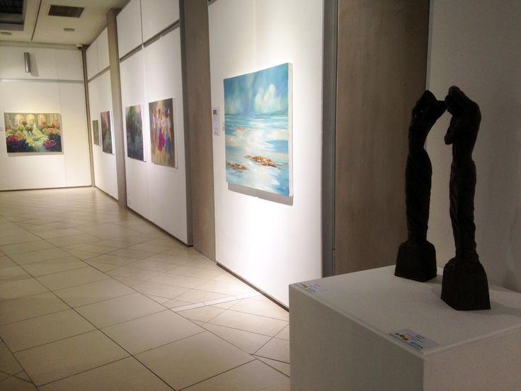 Unisa Art Gallery - CANSA Art Exhibition - Photograph by Megan Erasmus