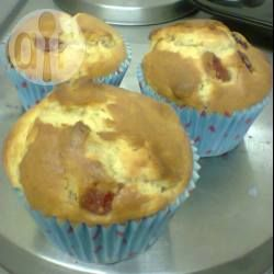 Recipe photo: Lucy Lue's cherry muffins
