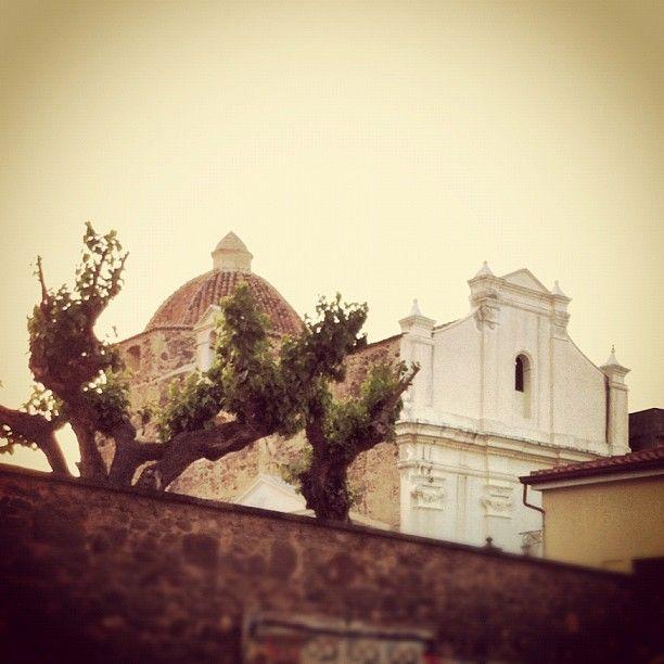 Church in Orosei (Nuoro) - Sardegna