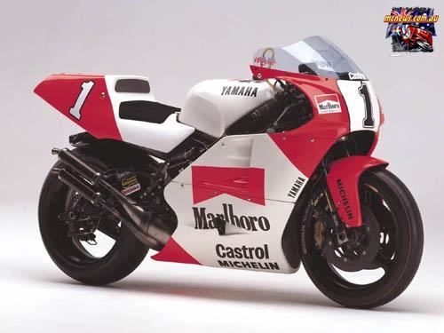 Yamaha YZR 1992