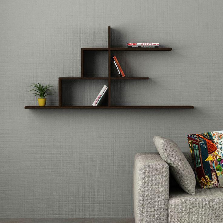 Cizgi No:2 Wall Shelf