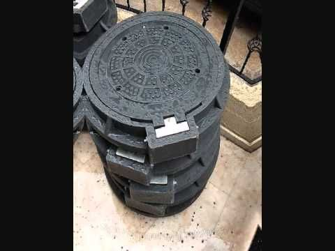 Abovyan Agarak Aktala Alaverdi Aparan Ararat manhole covers 0090 539 892 07 70 - YouTube