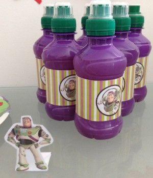 Toy Story Party : boisson buzz l'éclair - Un jour un jeu