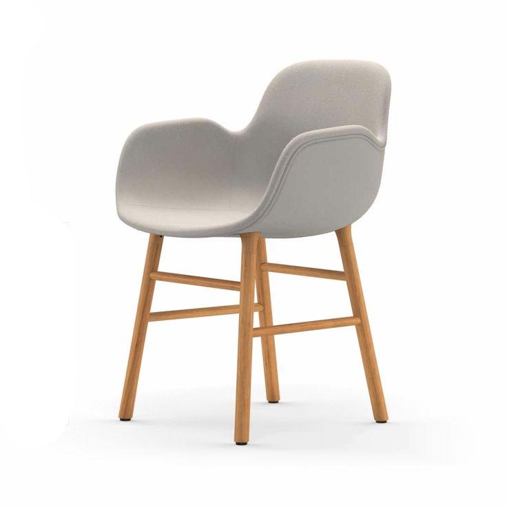 Normann Form Oak Lehnstuhl Textil-gepolstert fame Jetzt bestellen unter: https://moebel.ladendirekt.de/kueche-und-esszimmer/stuehle-und-hocker/esszimmerstuehle/?uid=e1f3113c-f39c-5145-bdbf-4a8bd73584f1&utm_source=pinterest&utm_medium=pin&utm_campaign=boards #stühle #kueche #esszimmerstuehle #esszimmer #hocker #stuehle Bild Quelle: www.ambiendo.de