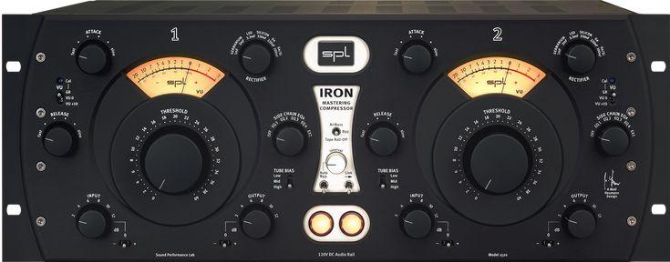Spl Iron Mastering Compressor Black Iron Fujifilm Instax Mini