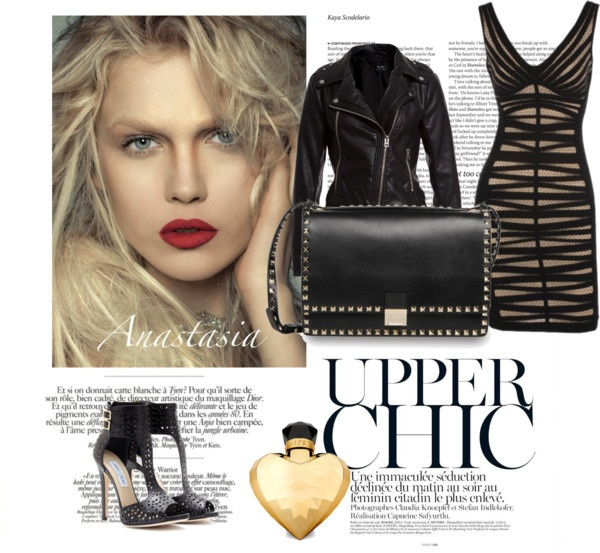 """""""All night long party"""" by seliriana on Polyvore"""