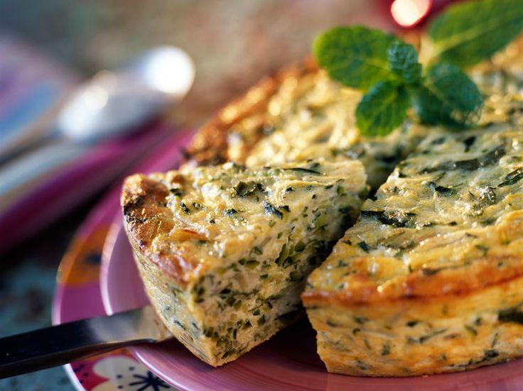 Découvrez la recette Gâteau aux courgettes sur cuisineactuelle.fr.