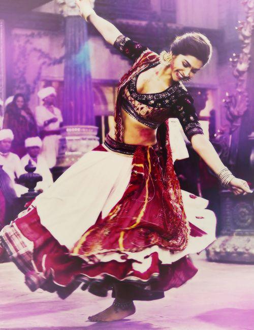 Deepika Padukone as Leela in Ram-Leela