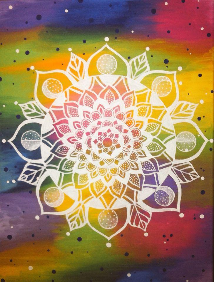 Cuando los colores y la geometría se unen!