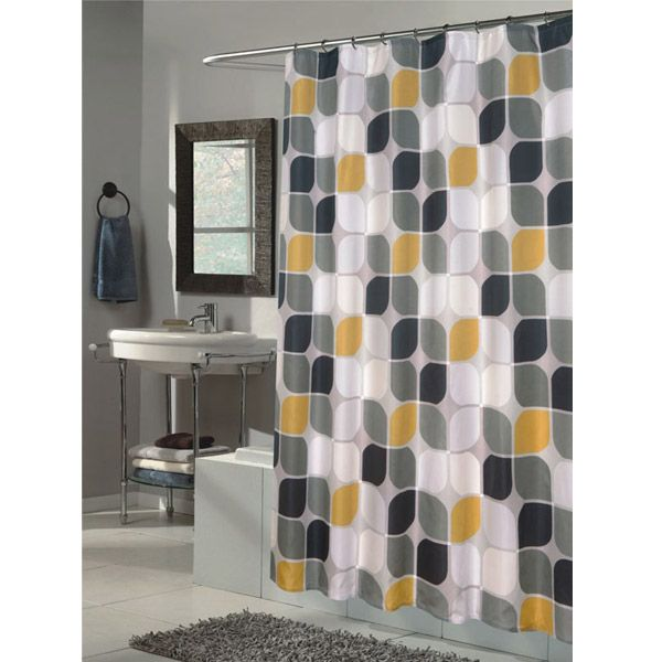 11 best shower curtains images on Pinterest | Bathroom ideas ...