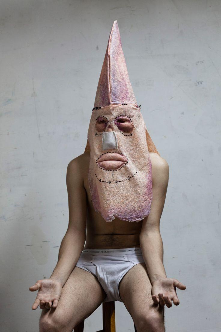 Emilia Isakssonc - Masque - Pointue - Couture
