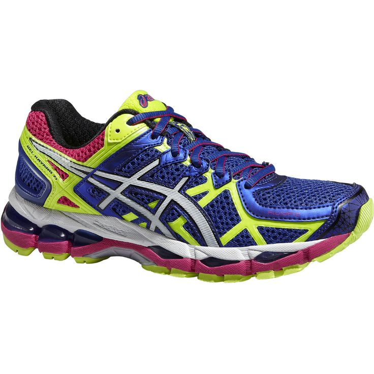 Wiggle | Asics Women's Gel Kayano 21 Shoes - SS15 | Stability Running Shoes - Maybe one day... *covets*