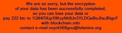 "KillDisk s ransomware - ""vir za všechny prachy"": https://www.antivirovecentrum.cz/aktuality/killdisk-atomova-bomba-mezi-viry.aspx"