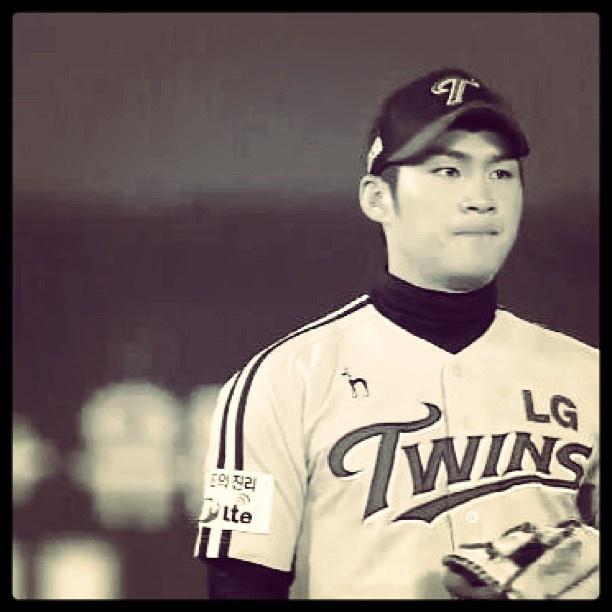 #korea, #baseball, #lgtwins, #오지환