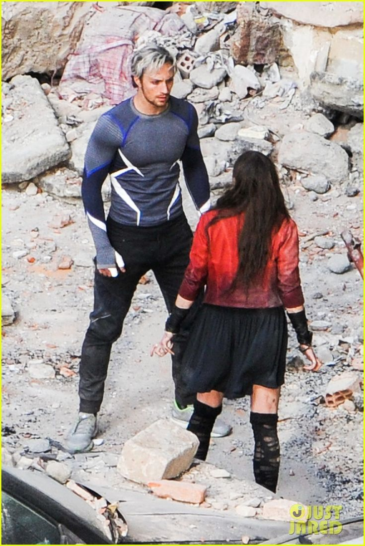 47 best Scarlet Witch and Quicksilver Costume images on Pinterest