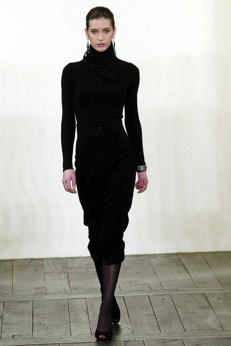 Ralph Lauren 랄프 로렌 : Fall/Winter 2004 Ready-to-Wear New York