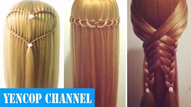 5 Peinados Faciles Y Rapidos Y Bonitos Con Trenzas P9
