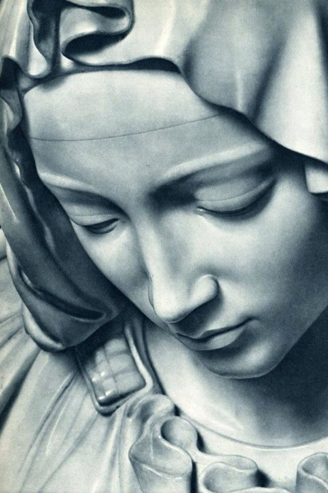 I don't just want to see the Pieta I want a tattoo!