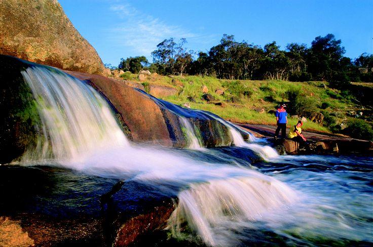 Western Australia's oldest park. John Forrest National Park.