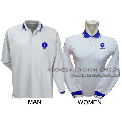 Polo shirt for a couple political parties of Namibia (CoD)