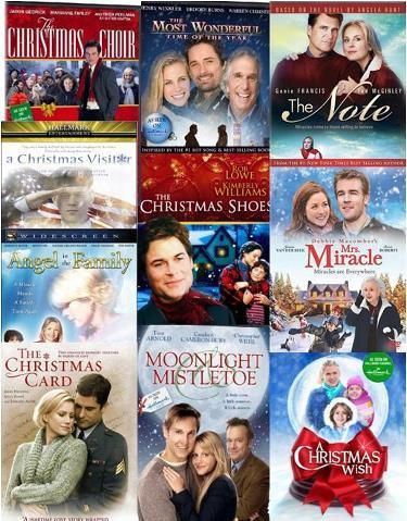 Hallmark Channel - Christmas Top 10 Movie Collection (DVD)