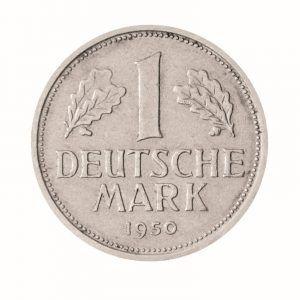 Deutsche Mark, historischer Überblick