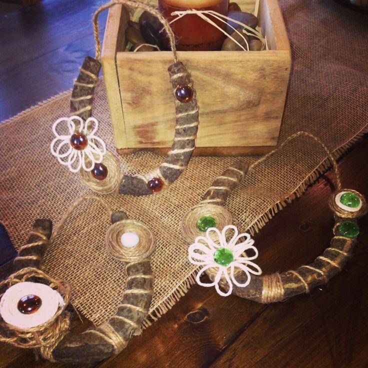 Lucky horseshoe craft!