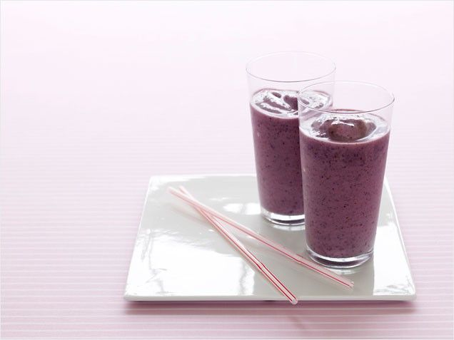 Recipe to help prevent breast cancer-Coconut Milk Smoothie*
