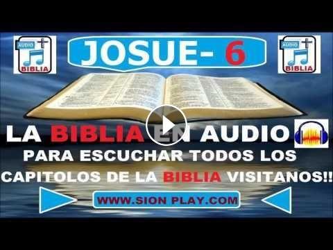 La Biblia Audio (Josue - capitulo 6) WEB - http://sion-play.com/index.php...